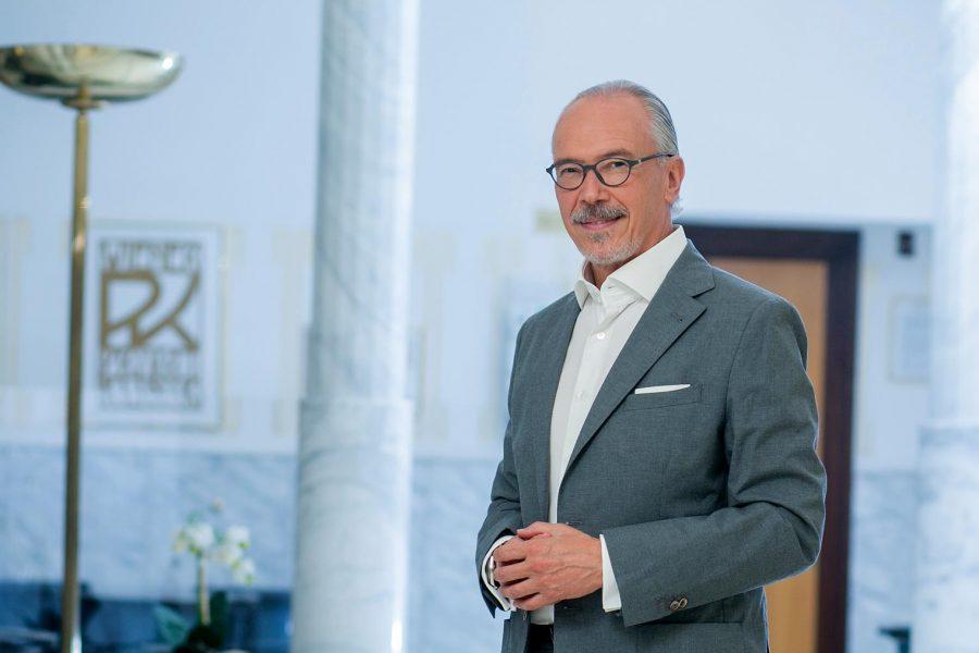 TV-Gesundheitsexperte Siegfried Meryn