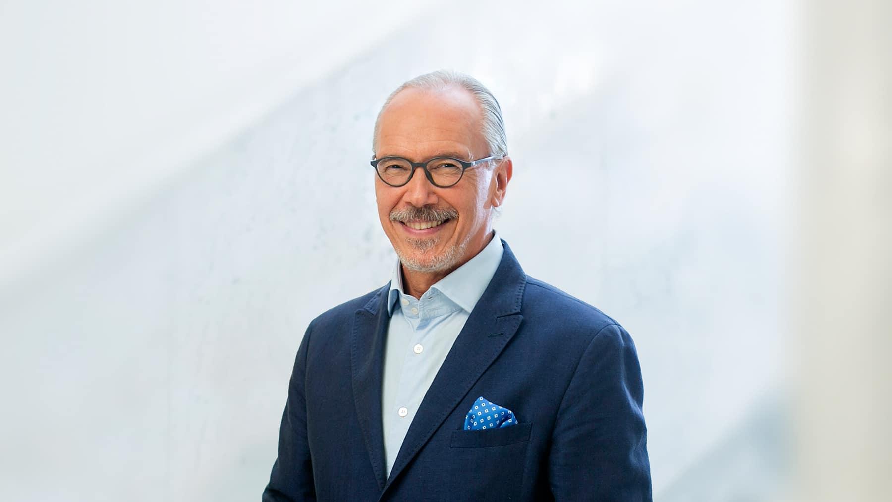Dr. Siegfried Meryn - Internist und Facharzt für Innere Medizin in Wien