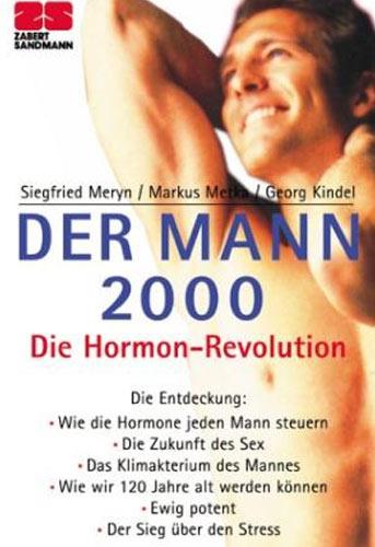 Buchcover: Der Mann 2000