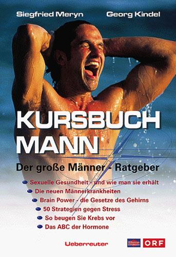 Buchcover: Kursbuch Mann
