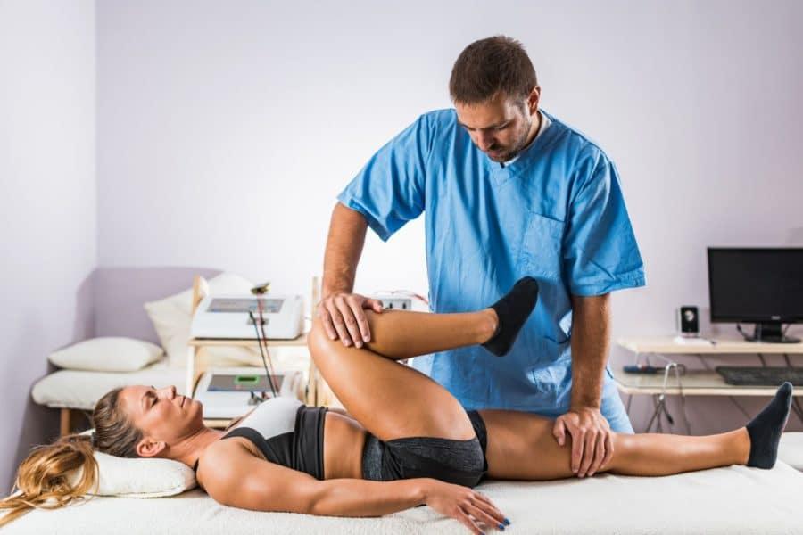 Physiotherapie - Ischias